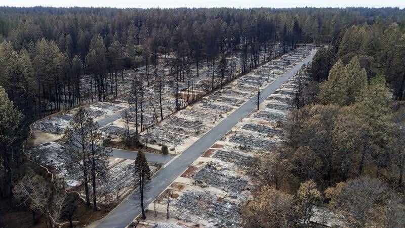 Poor, elderly and too frail to escape: Paradise fire killed the most vulnerable residents