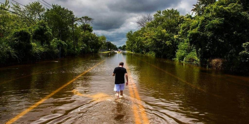 Goldman Sachs released a 34-page analysis of the effects of climate change. And the results are terrifying.