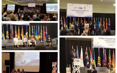 I-DIEM attends the 11th Caribbean Conference on Comprehensive Disaster Management