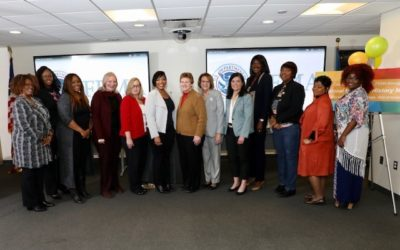 I-DIEM Co-Founder & CEO, Chauncia Willis, speaks at FEMA Women's History Event